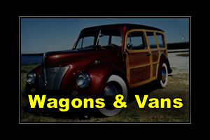 Wagons and Vans Conversion Kits