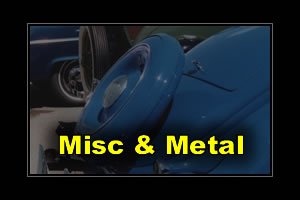 Misc and Metal