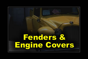 Fenders and Engine Covers