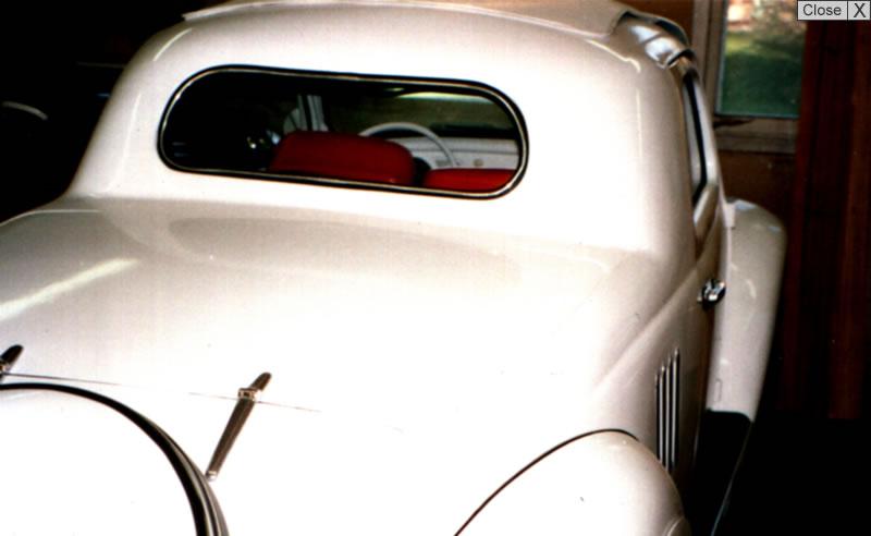 B Large on Vw Beetle Continental Kit