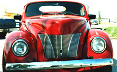 40 Ford Deluxe Hoods